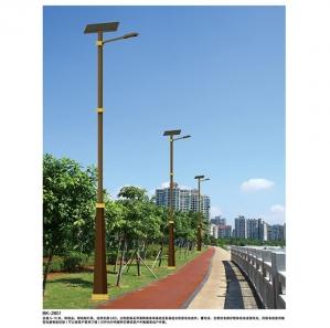 道路照明满足治安防范需求和美化城市环境的作用