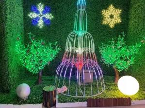 植物造型灯