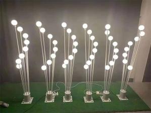 中山植物造型灯
