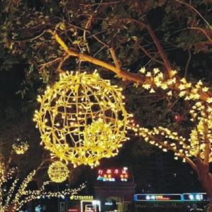 LED树挂件